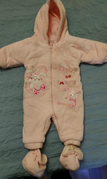 резиновый комбинезон детский в Кыргызстан: Комбинезон, комбинезон для новорожденных,0-6 мес,утепленный, состояние
