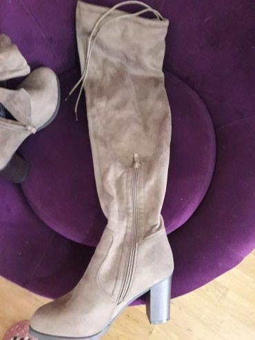 Zenske cizme br 39 nove - Arandjelovac