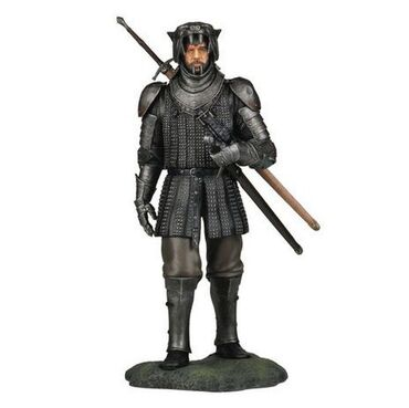 Game of Thrones Statue The Hound  Novo i neotpakovano!  Vi