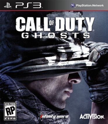"Bakı şəhərində ""call of duty: ghosts"" playstation 3"