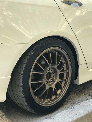 Продам очень лёгкую ковкуRAYS Volk SE37K Forged 5 *114,3R 17 7.5J ET
