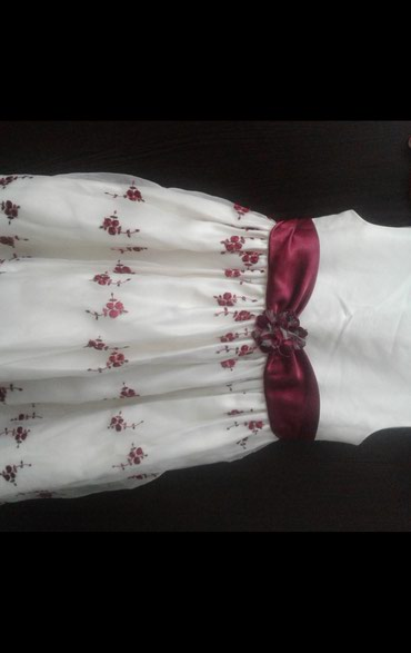Продаю в отличном состоянии платье для Принцессы в возрасте 5-ти лет в Бишкек
