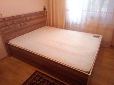 Двухспальной кровать с мотрасом, в Bakı