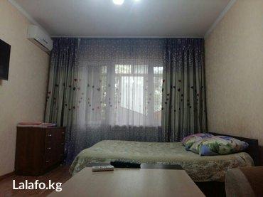 1ком кв. посуточно.правда/московская. чистая уютная. в Бишкек