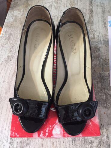 Флипчарты 14 x 36 см настенные - Кыргызстан: Продаю лакированные туфли производство турция размер 36-37