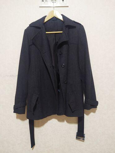 женское платье размер м в Кыргызстан: Женское пальто, М размер 44-46. В отличном состоянии. Носили раз