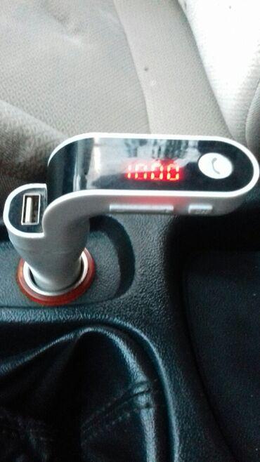 Audio oprema za auto   Srbija: FM Transmiter ispravan