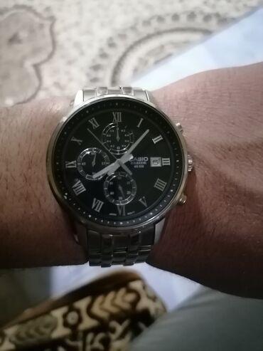 yay üçün kişi üst geyimləri - Azərbaycan: Gümüşü Kişi Qol saatları Casio