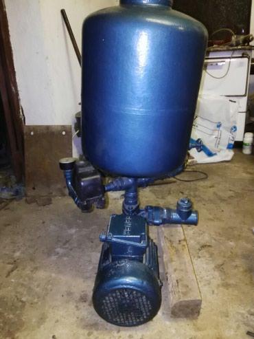 Hidrofor sa zupcastom pumpom ASN9 1.5kw 2800 obrtaja/min. trofazni, - Krusevac