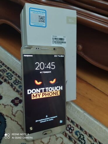 Samsung s 5 - Azərbaycan: Samsung Galxy not 5 sensorunda problem var ram 4 yadas32