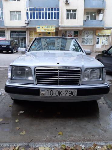arendaya masin satisi в Азербайджан: Mercedes-Benz E-Class 2.5 л. 1995 | 20000 км