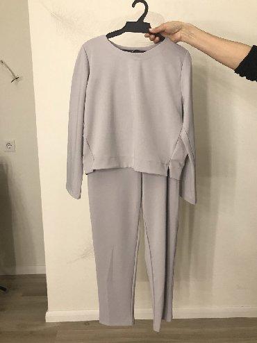 Туфли один раз одеты - Кыргызстан: Женский костюм, размер М носили один раз