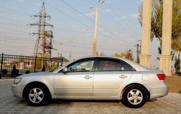 автомобиль hyundai getz в Кыргызстан: Hyundai Sonata 2 л. 2011 | 215000 км
