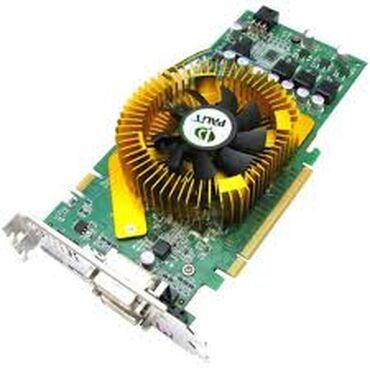 ss gueclndirici - Azərbaycan: Video kart Nvidia GeForce 9600 gt GDDR3 1 Gb 256 bit əla vəziyyətdədir