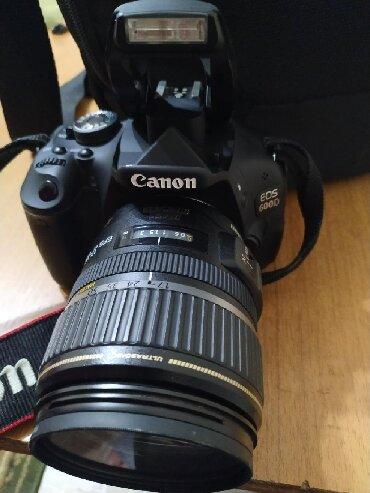canon eos 600d kit в Кыргызстан: Canon EOS 600DEFS 17-85mm Professionalс кейсом. Торг. Состояние