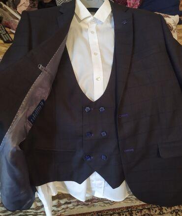 таблетки для роста в бишкеке in Кыргызстан   ПЛАТЬЯ: Продается костюм тройка. Состояние нового. Одевалось только один раз