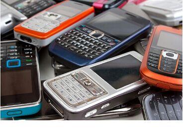 Купим кнопочные телефоны в оше