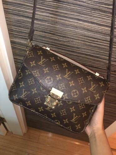 LV kozna torba