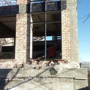 Пластиковые и алюминиевые окна, двери, в Бишкек