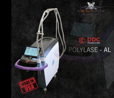 Lazer epilyasiya aparatı Polylase DDC Texnologiyası lazer epilyasiya