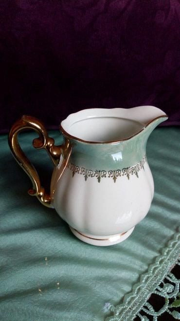 Porcelanski nov bokalcic za mleko za kafu..visina 8cm. - Kraljevo