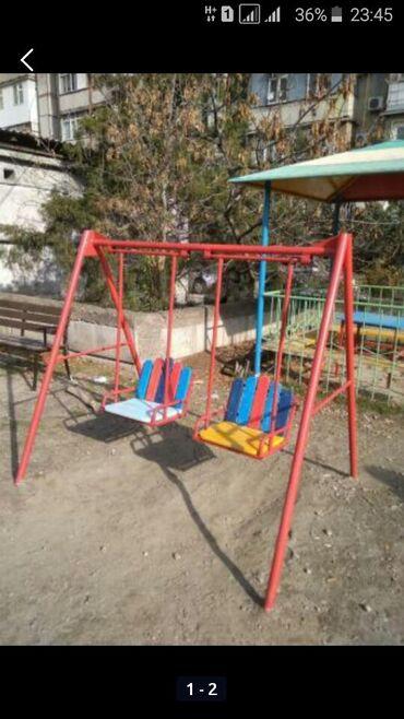 Другие товары для детей в Токмак: Куплю недорого качелю