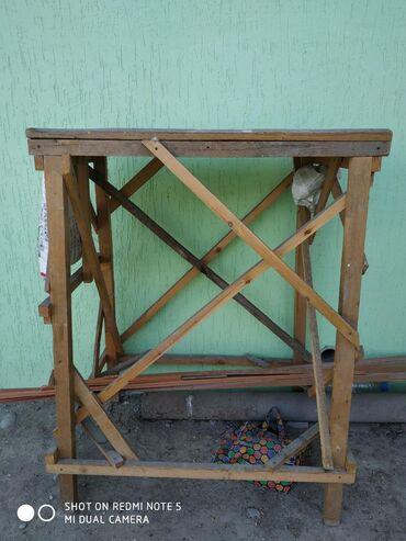 Другие товары для дома в Ош: Продаётся стол или (эшак) для ремонта. сделано прочно