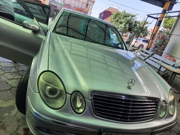 Mercedes-Benz E 500 5 л. 2002 | 115684 км