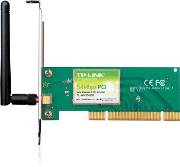 WiFi kartica TP Link TL-WN350GD  za ovu karticu nisu potrebni - Zrenjanin