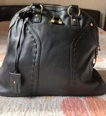 сумка для в Кыргызстан: Продаю сумку! Привезена из Кореи! Новая! Цвет: чёрный  В комплекте ест