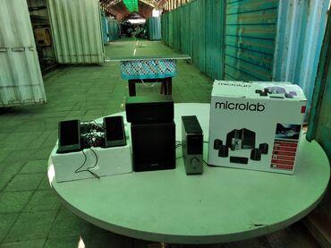 g-динамики в Кыргызстан: Колонки Microlab
