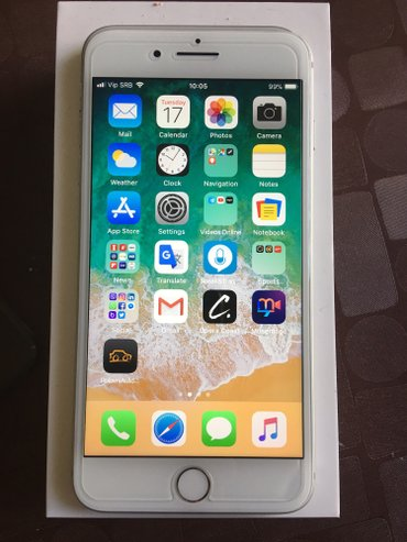 Iphone 7 plus, 32gb, simfree, ful, garancija, fiskalni.. - Beograd