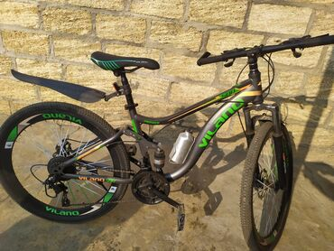 26 liq velosiped satisi - Azərbaycan: 26 lıq vilano velosiped az işlənib