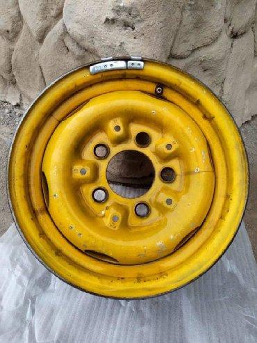 """Мерседес сапог - Кыргызстан: Продаю диск на Мерседес """"Сапог"""" размер: R14 в отличном состоянии"""