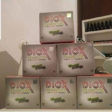 - Azərbaycan: Diox Arıqlama Çayı Original qalaqramlı