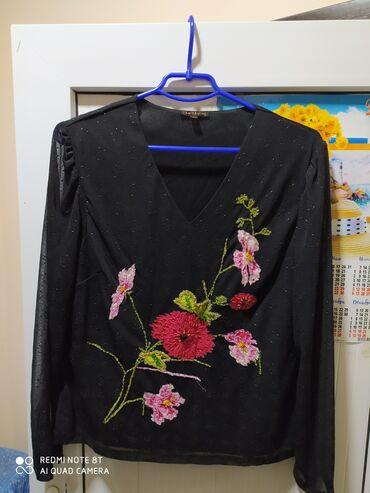 Очень нарядная индийская блузка,почти новая, раз 52, цена всего 350