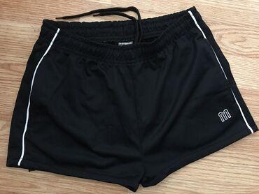 Crne pantalone - Srbija: Original Manguun sorts, S