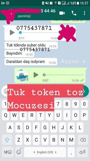 tuk token krem - Azərbaycan: Tuk token musteri reyi . Mustəri rəyiTuktokentoz lazere son1aya gec