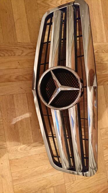 Решетка радиатора w212 тюнинговая