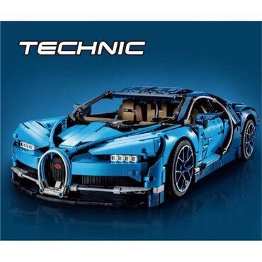 10181 elan | UŞAQ DÜNYASI: Bugatti Chiron Lego - 299 AZNTechnic 68001 Bugatti Chiron Lego3642