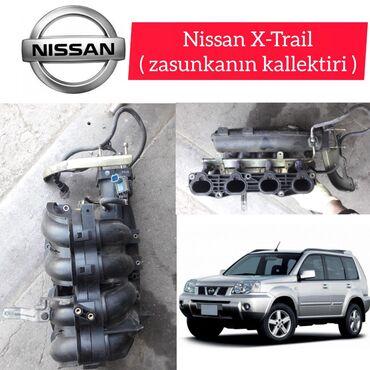 Islenmis telefonlarin satisi - Азербайджан: NISSAN X-TRAIL ( zasunkanin kallektiri )------ Kia Sorento ucun