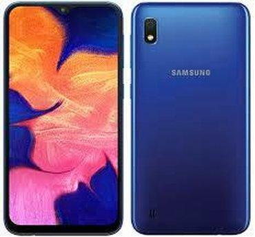 Samsung-s5300 - Азербайджан: Б/у Samsung A10