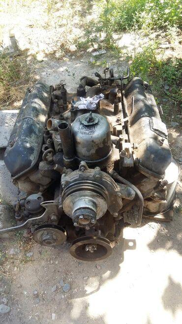 Двигатель на газ 53 в не рабочем сост