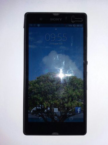 Şəki şəhərində Sony xperia c6602 yaxşı isləyir. Problemi yoxdur. Şəkildə pis düşüb,ya