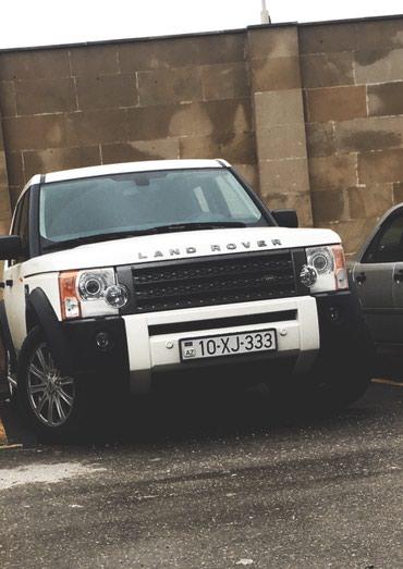 Bakı şəhərində Land Rover Discovery 2008