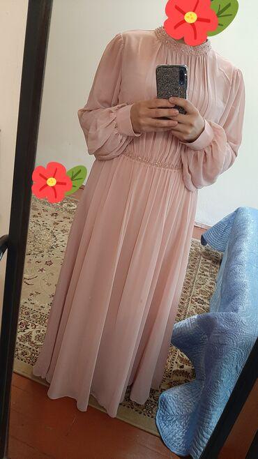 Детский мир - Лебединовка: Продаю очень нежное платье на никях, кыз узатуу и т.д производство Тур