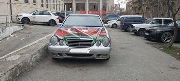 Mercedes-Benz E 220 2.2 l. 2002 | 405000 km