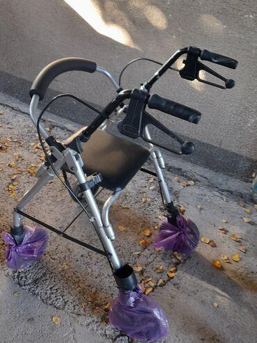 квартиры в рассрочку в кара балте in Кыргызстан   ПРОДАЖА КВАРТИР: Ходунок на колесах в идеальном состоянии! Не заменимый Немец для тех