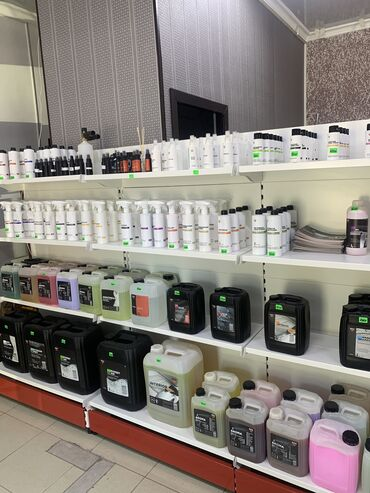 Химчистка автомобиля - Кыргызстан: Авто химия DAX полироль ароматизатор, химчистка, уход за автомобилем
