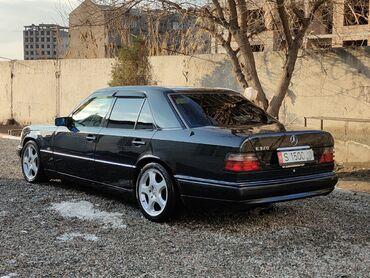 Mercedes-Benz - Sükan: sol - Сокулук: Mercedes-Benz E 320 3.2 л. 1995   245 км